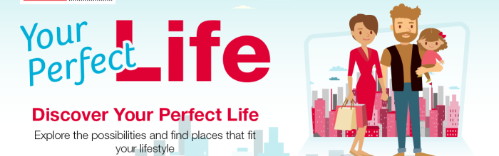 """Let us help you find """"Your Perfect Life"""""""